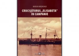 """#DobrogeaDigitală: """"Crucişătorul «Elisabeta» în campanie"""", de Marian Moșneagu.  """"Elisabeta"""" versus """"Potemkin"""" (19-28 iunie 1905)"""