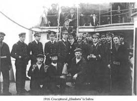 """#DobrogeaDigitală: """"Crucişătorul «Elisabeta» în campanie"""", de Marian Moșneagu. Evenimentele navei între anii 1906 și 1911"""