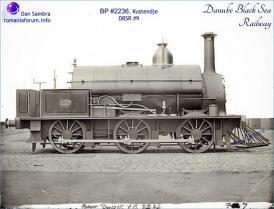 #citeșteDobrogea: Calea ferată Constanța-Cernavodă, primul drum feroviar din Dobrogea