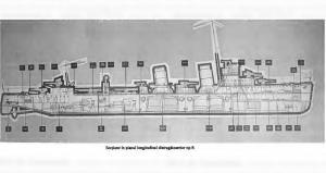 """#DobrogeaDigitală: """"Regele și regina Mării Negre"""", de Marian Moșneagu. Caracteristicile tehnico-tactice ale distrugătoarelor tip R"""