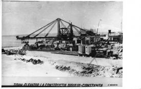 """#DobrogeaDigitală: 125 de ani de la punerea pietrei fundamentale a portului Constanța – """"Portul va deveni un izvor de bogăţie pentru ţară"""""""