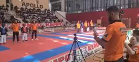 Cupa României la Kempo, dedicată memoriei lui Samir Regep. Moment de reculegere pentru fostul antrenor constănțean