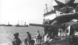 """""""Bravuri cu care s-a arătat în bătălie de la începutul războiului"""" Astăzi se împlinesc 81 de ani de la înființarea Subsecretariatului de Stat al Marinei"""