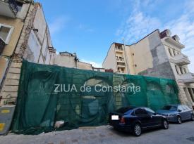 Ce se construiește Fosta șefă de la Trezoreria Constanța, Pena Antoniewicz, și soțul vor construi o unitate de cazare în Piața Ovidiu