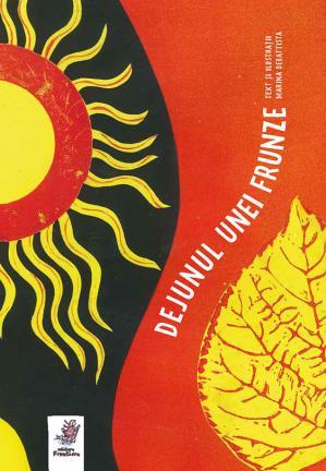 """Cartea zilei """"Dejunul unei frunze"""", scrisă și ilustrată de Marina Debattista"""