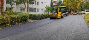 Constanța. Continuă programul de modernizare a tramei stradale. Unde se vor desfășura lucrările
