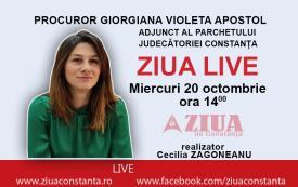 ZIUA LIVE. Cum sunt audiate victimele minore ale infracțiunilor sexuale în Constanța