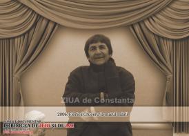 #citeșteDobrogea: Florica Cruceru, mama Muzeului de artă constănțean – 95 de ani de la naștere