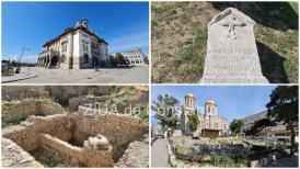 #Dobrogea143 - de la grecii din Milet la generația Millennials: Cetatea Tomis și istoriile sale milenare (galerie foto+video+document)