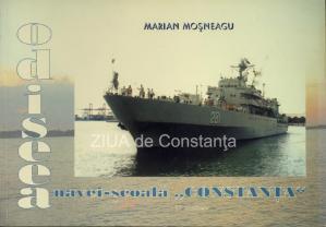 """#DobrogeaDigitală: """"Odiseea navei-școală CONSTANŢA"""", de Marian Moșneagu. """"Odiseea 2003"""" - Memoria şi Marea"""
